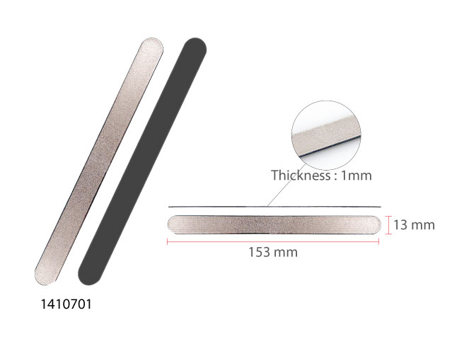 신우유니온 > Professional Nail Files & Buffers > Metal Nail File